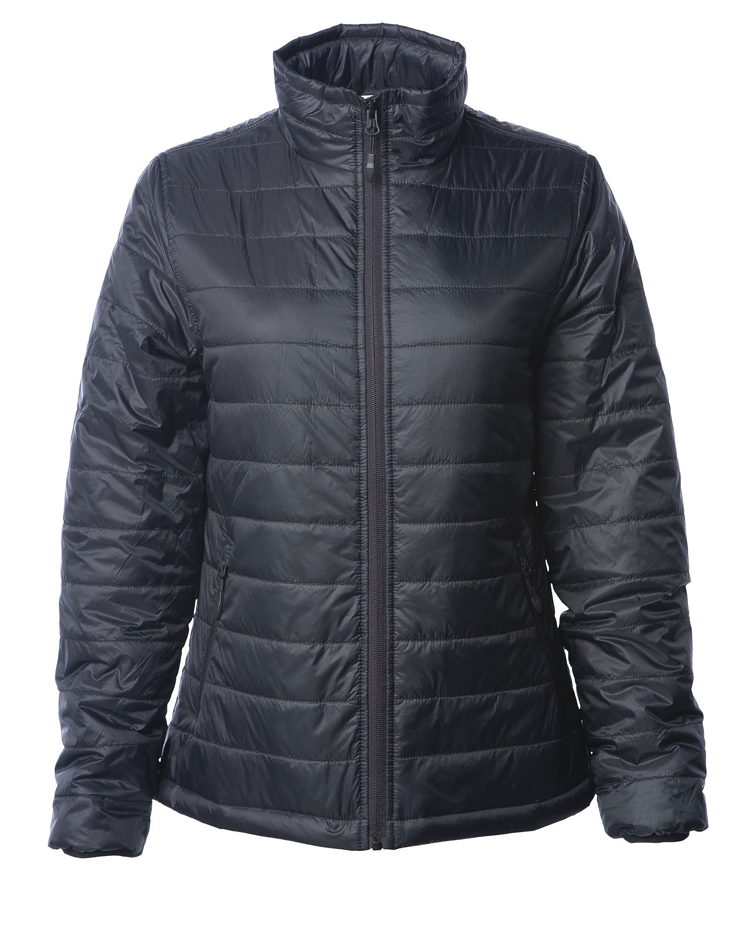 Independent Trading Co. EXP200PFZ - Women's Puffer Jacket