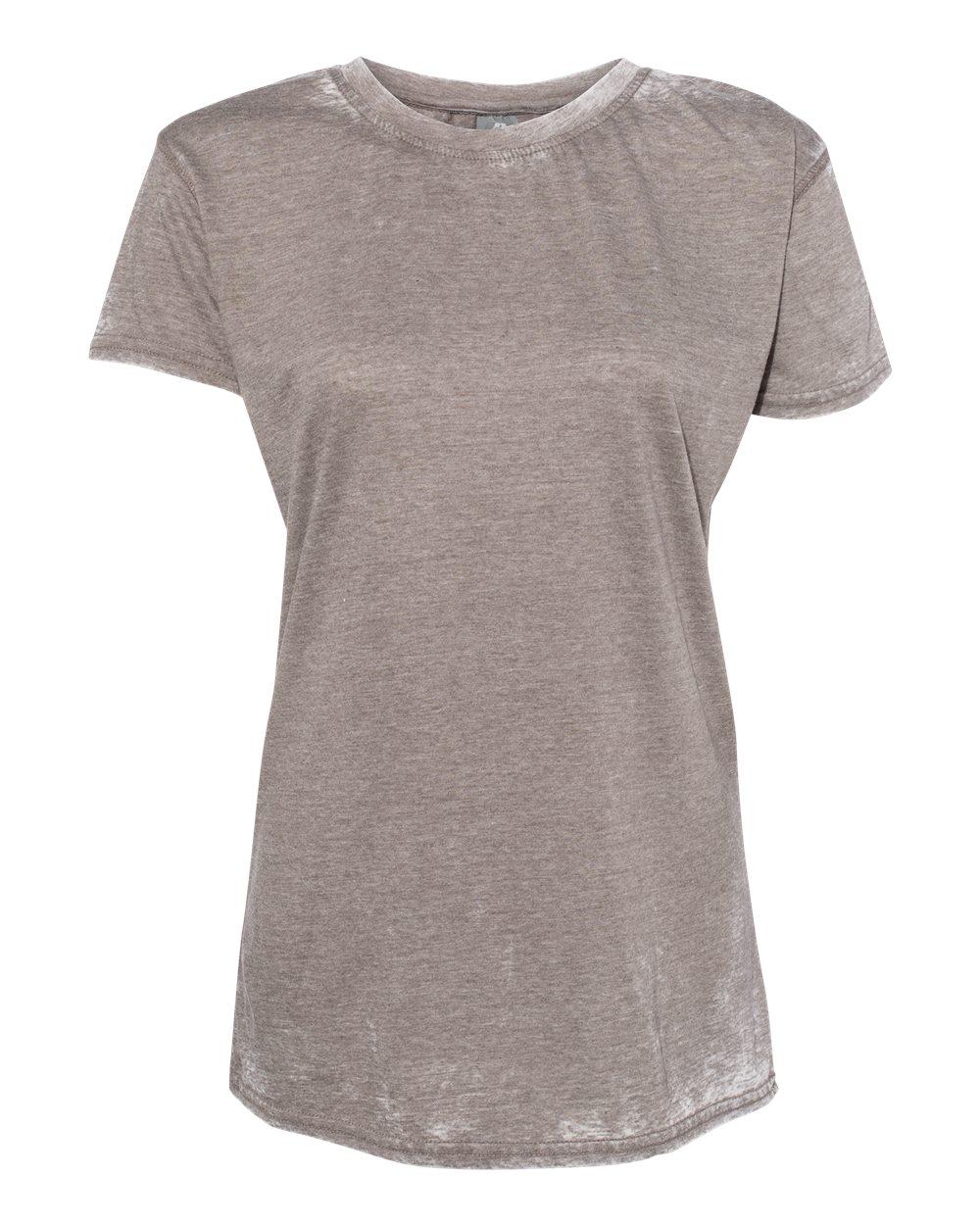 J. America - 8116 - Women's Zen Jersey Short Sleeve T-Shirt