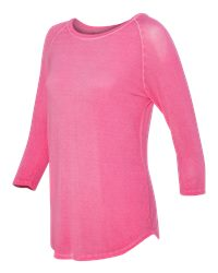 J. America 8232 - Women's Oasis Wash Three Fourth Sleeve ...