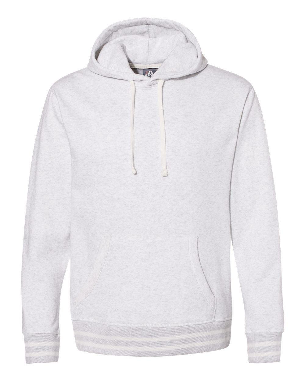 J. America - 8649 - Relay Fleece Hooded Sweatshirt