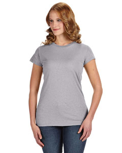 J America JA8138 - Ladies' Glitter T-Shirt