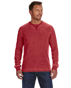 J America JA8241 - Vintage Zen Thermal Long-Sleeve T-...