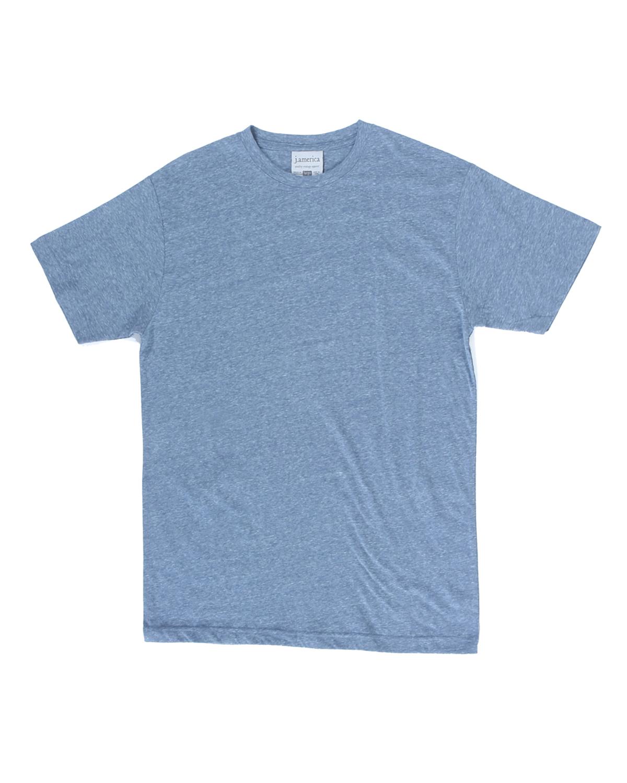 J America JA8264 - Adult Vintage Twisted Slub Jersey T-Shirt