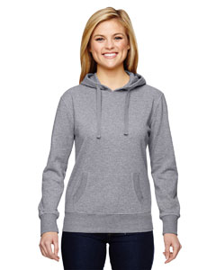 J America JA8860 - Ladies' Glitter French Terry Hood