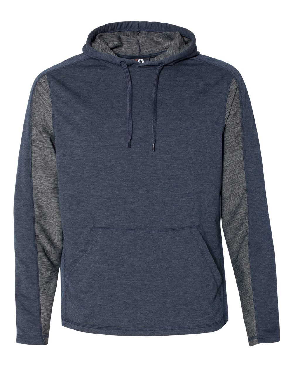 J. America 8435 - Omega Stretch Terry Hooded Pullover