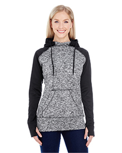 J.America JA8618 - Ladies' Ladies' Colorblock Cosmic Hood
