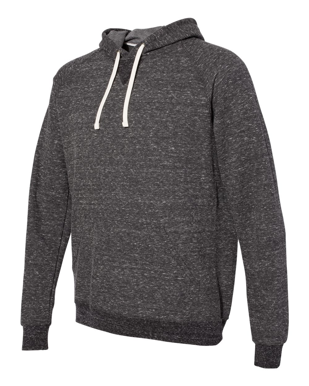 Jerzees 90MR - Snow Heather French Terry Pullover Hooded ...