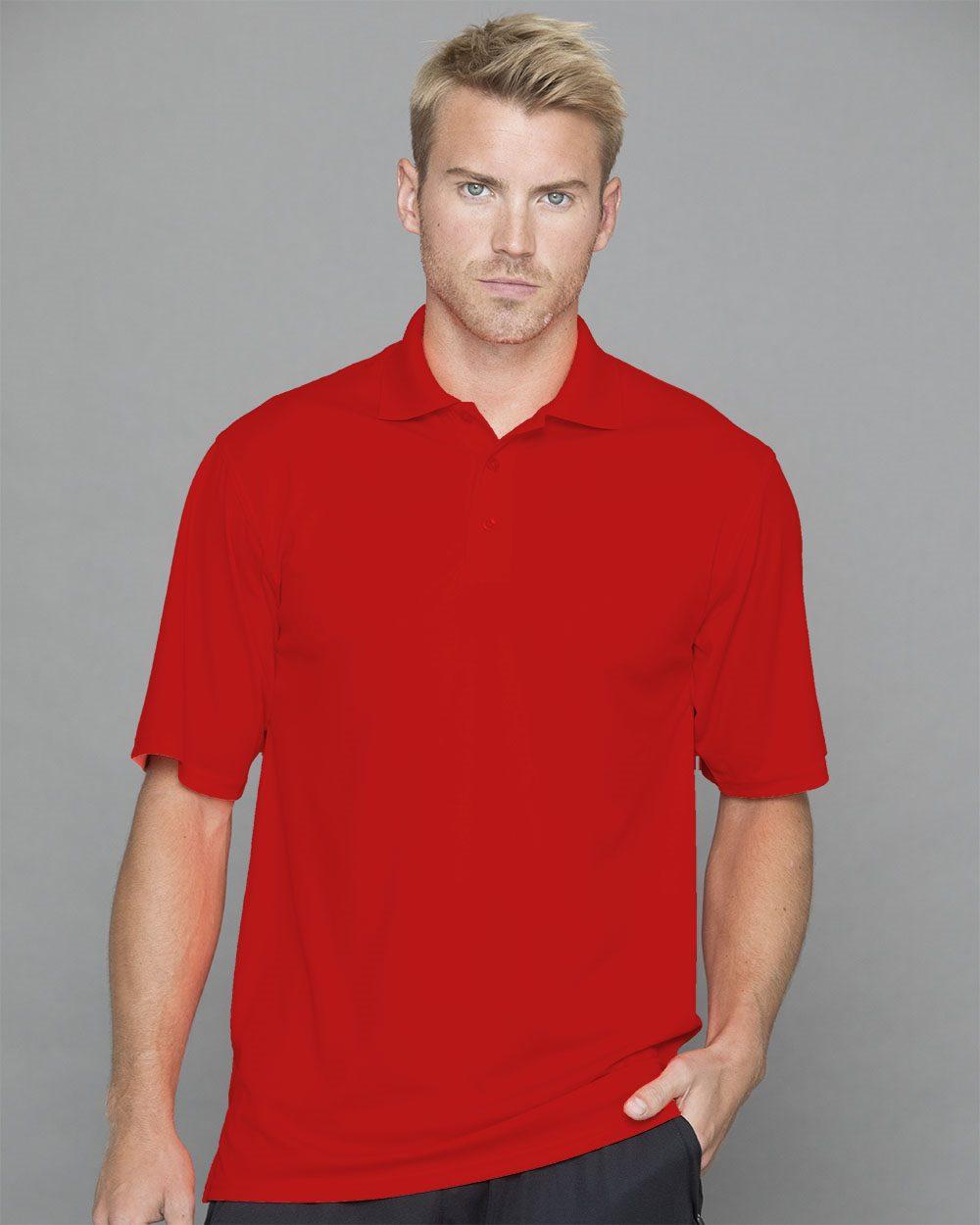 Jerzees 442M - Polyester Mesh Sport Shirt