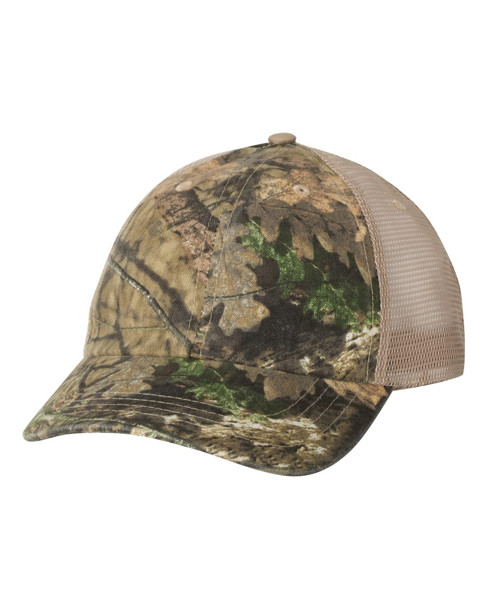 Kati LC101V - Unstructured Washed Mesh Cap