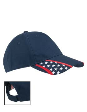 KC Caps AS05 - American Spirit Cap