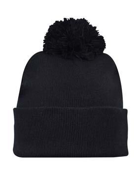 KC Caps W1711 - Pom Pom Knit Beanie