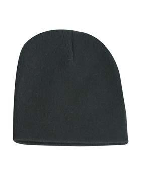 KC W1700 - Caps Short Knit Beanie
