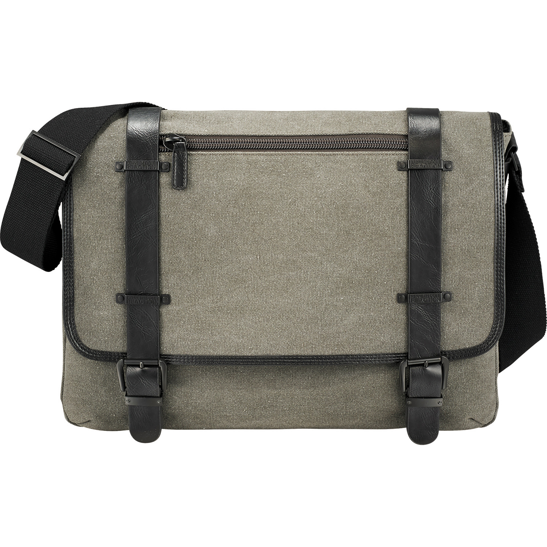 "Kenneth Cole 9950-61 - Canvas 17"" Computer Messenger"