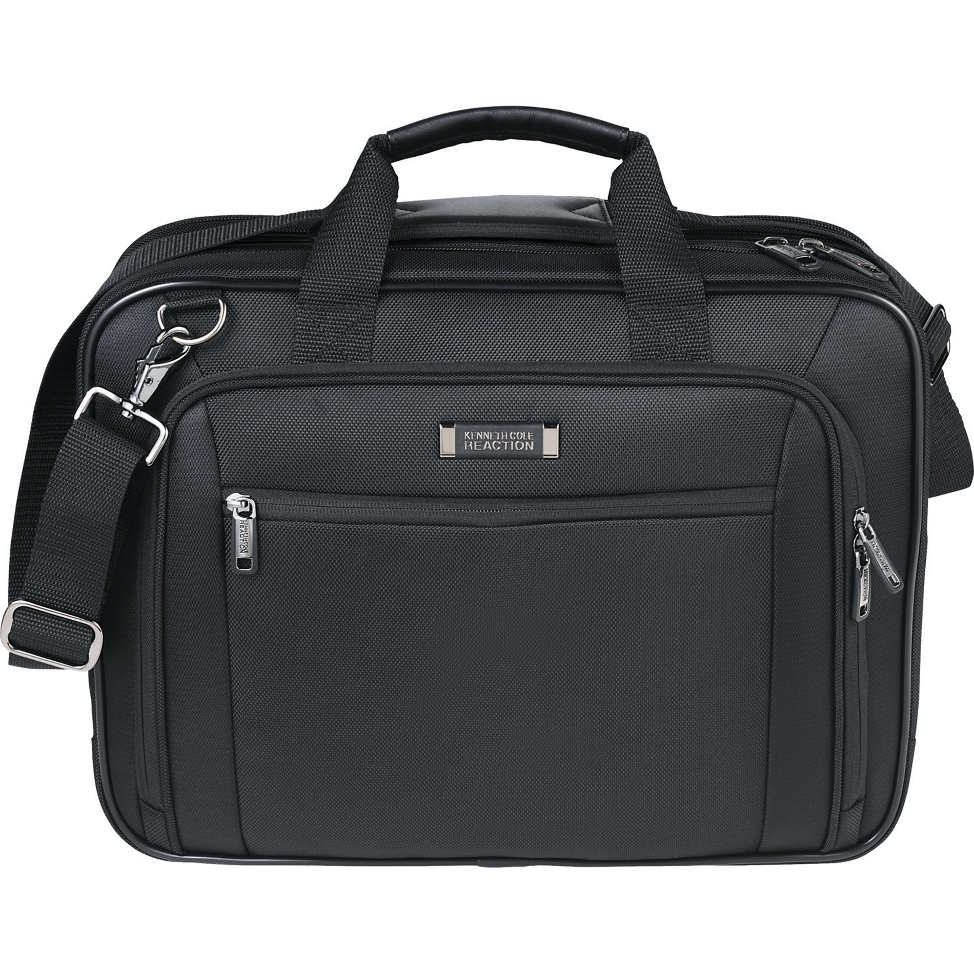 Kenneth Cole 9950-64 - EZ-Scan Double Gusset Laptop Case