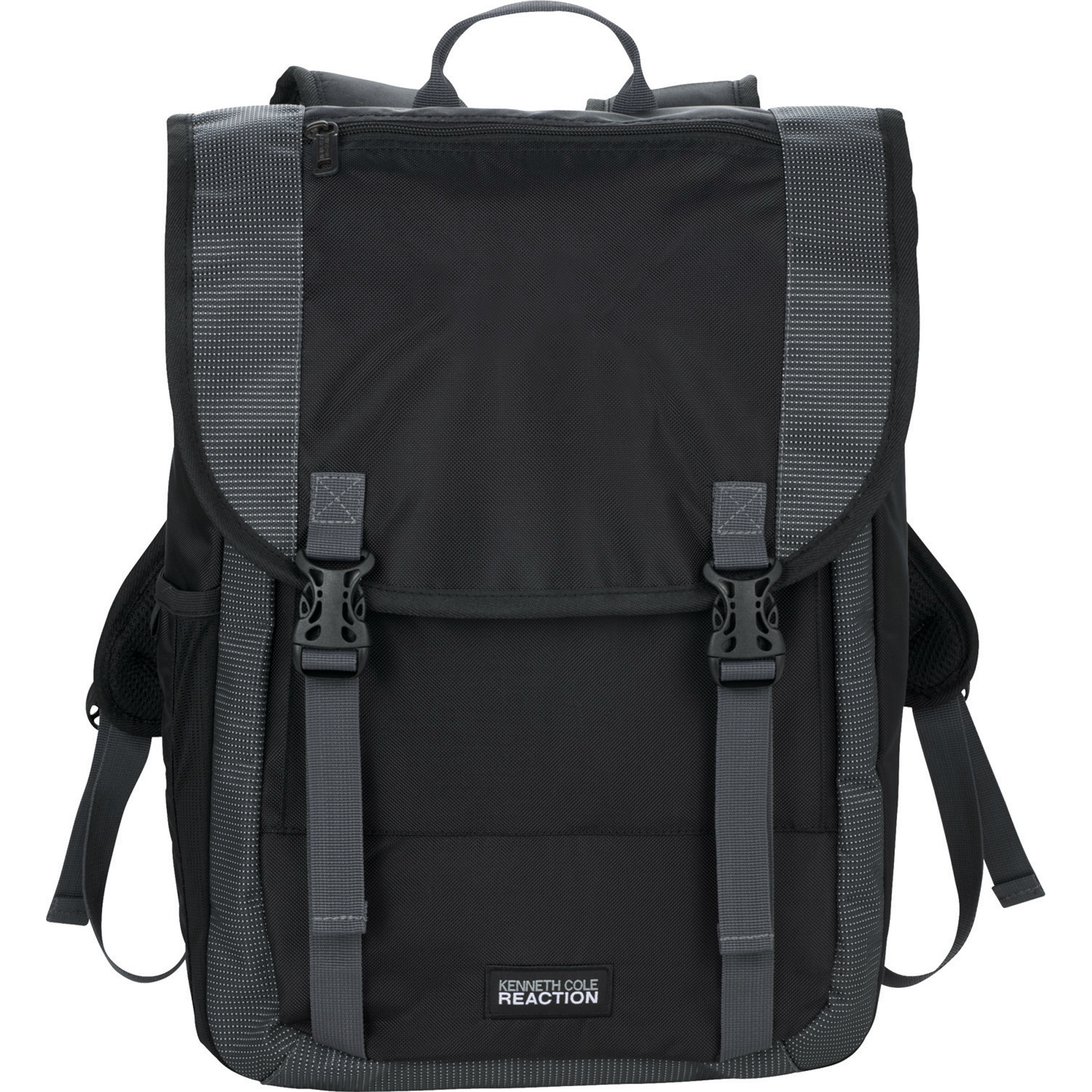 "Kenneth Cole 9950-72 - Reaction Flapover 17"" Compu-Backpack"