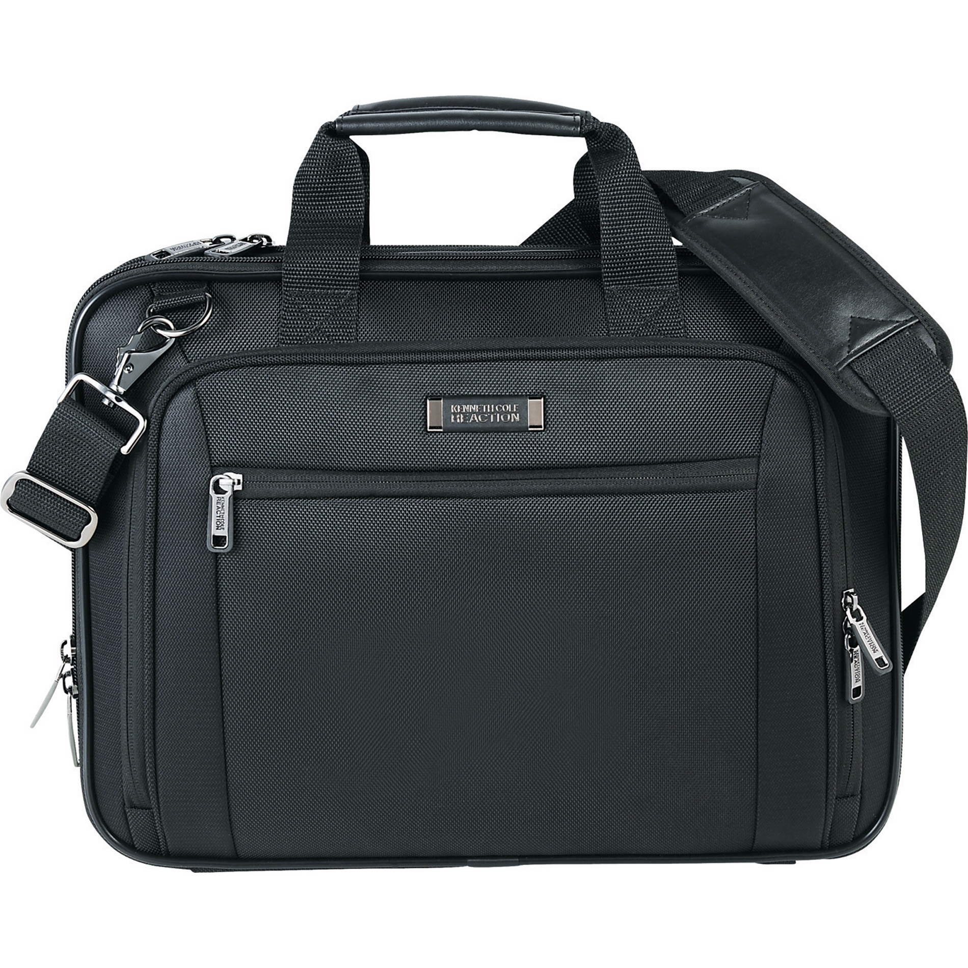 Kenneth Cole 9950-57 - EZ-Scan Single Gusset Laptop Case