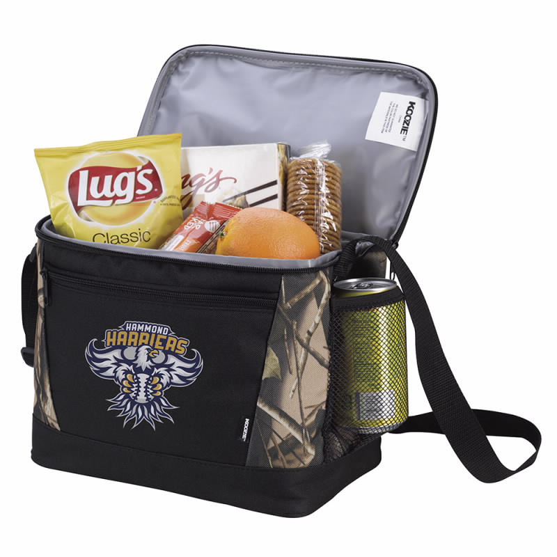 Koozie® 15868 Camouflage Lunch Kooler