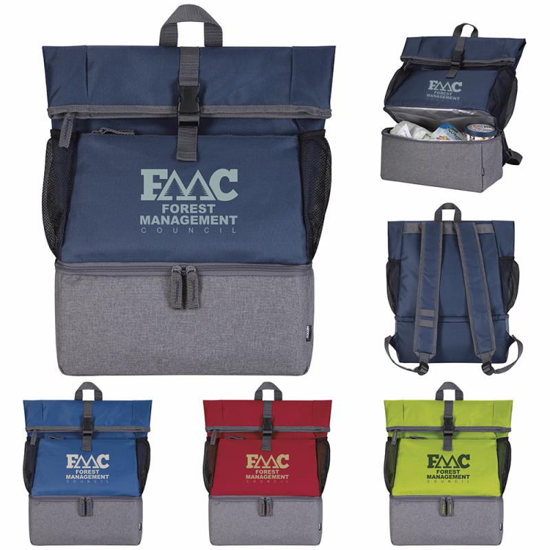 Koozie® 15984 Breaktime Kooler Backpack