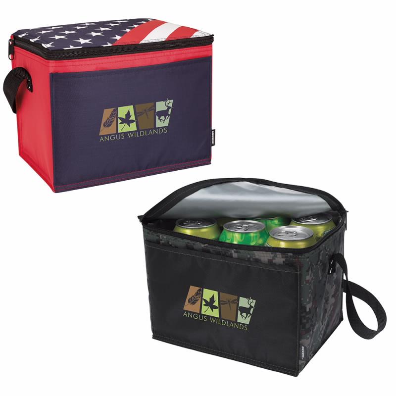 Koozie® 45036C Six-Pack Kooler Pattern