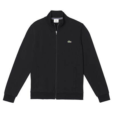 Lacoste SH7616 - Men's Fleece Full-Zip Sweatshirt