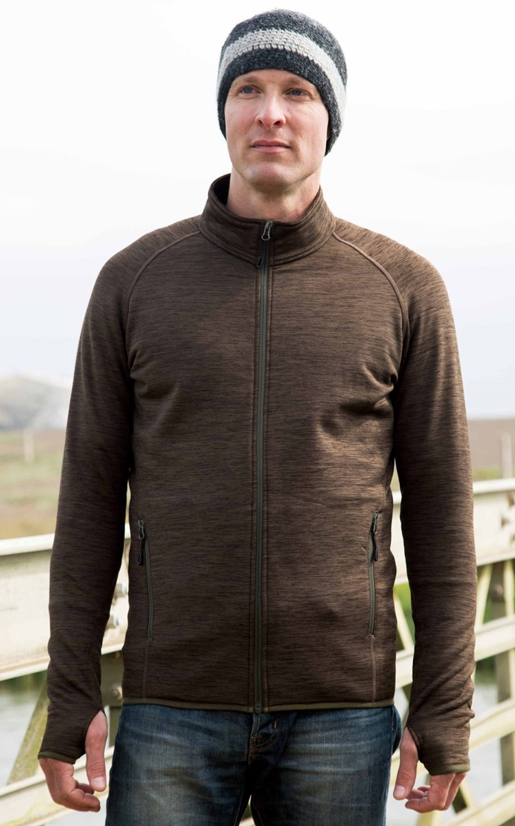 Landway 2480 - Men's Gamma Thermal Dry Tech Jacket