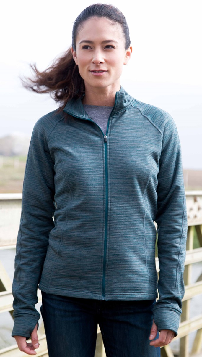 Landway 2482 - Ladies Gamma Thermal Dry Tech Jacket