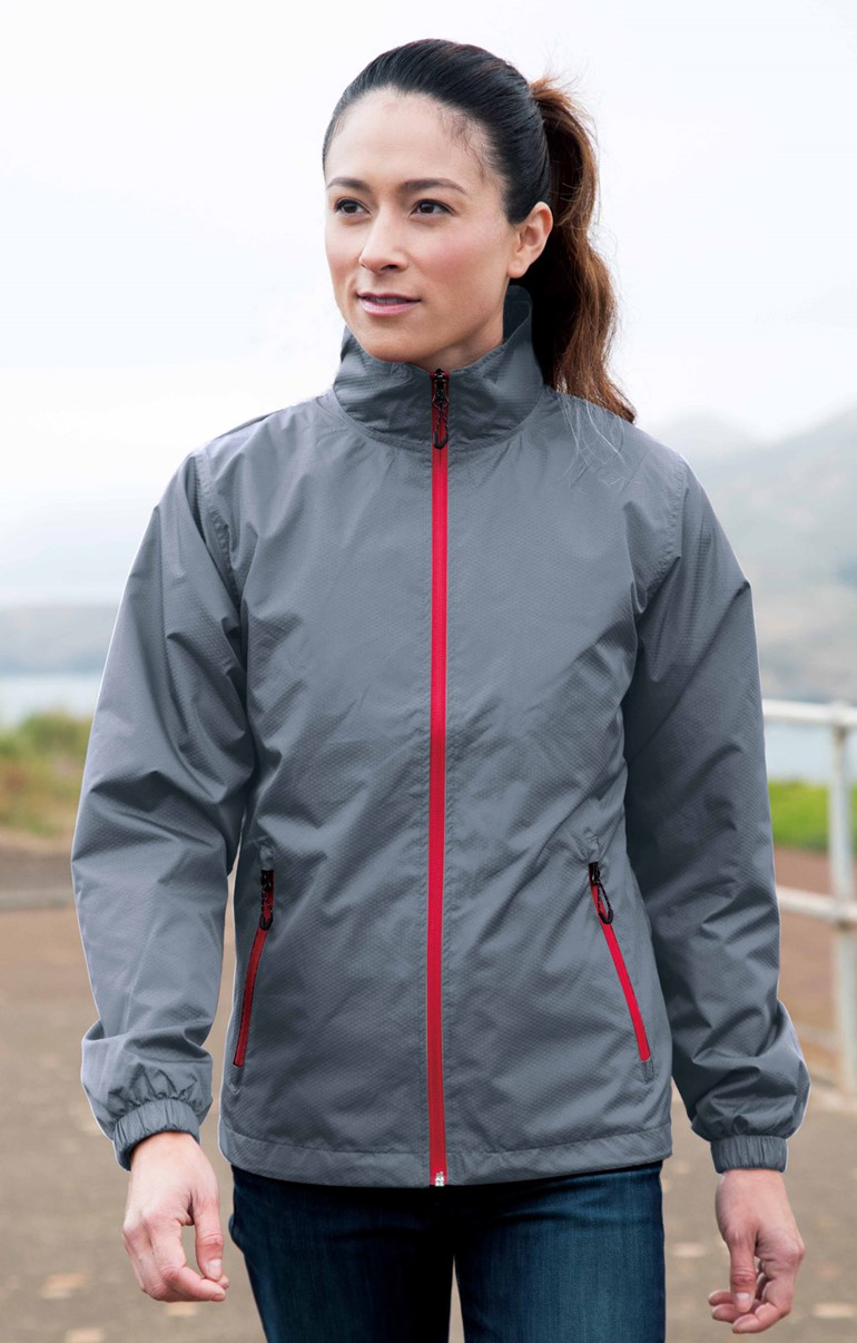 Landway 7542 - Ladies Aerolite Mesh-Lined Windbreaker