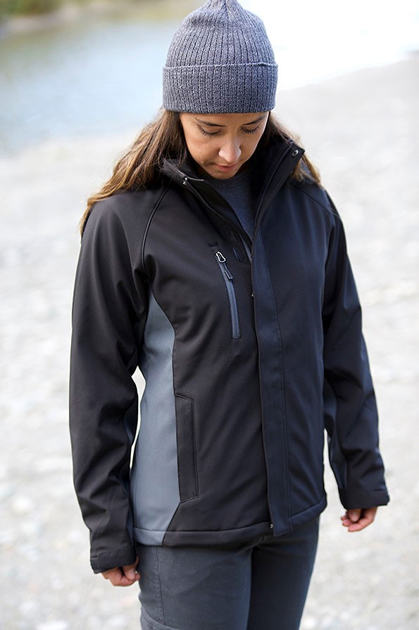 Landway 7712 - Ladies Gravity 3-in-1 System Soft Shell
