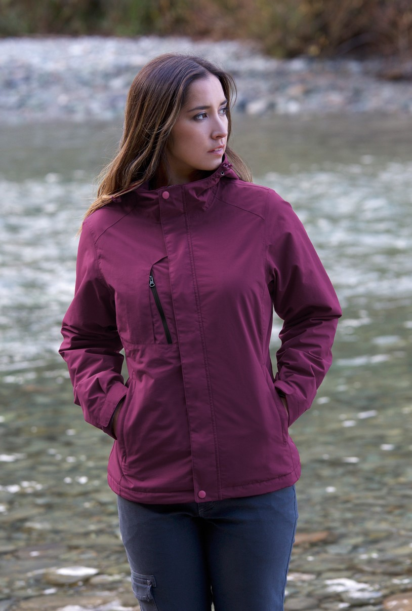 Landway 7822 - Ladies Mammoth All Weather Parka