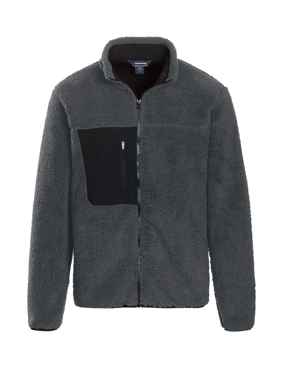 Landway 9870 - Yeti Sherpa Fleece Jacket