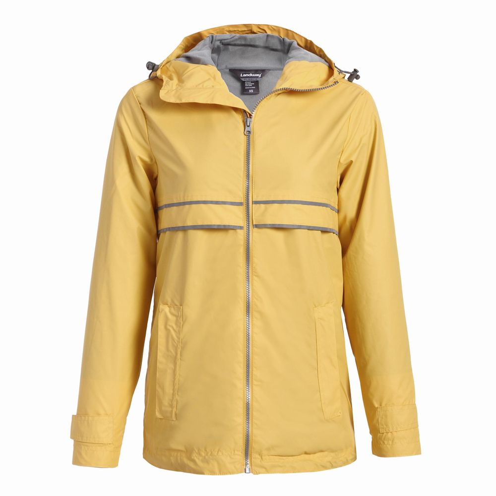Landway 7002 - Adies Northwest Hooded Rain Slicker
