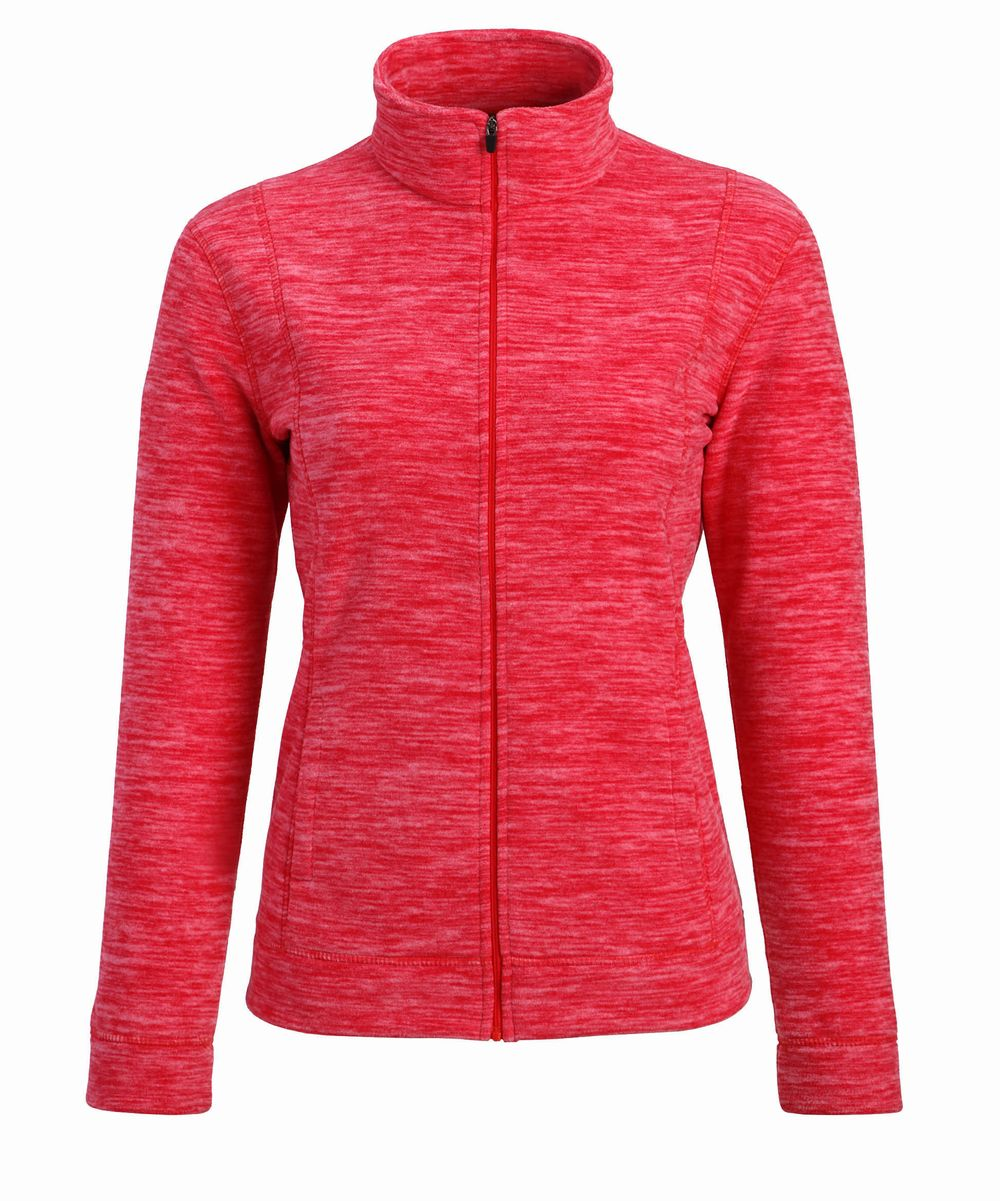 Landway 8872 - Cascade Ladies Marled Fleece Jacket