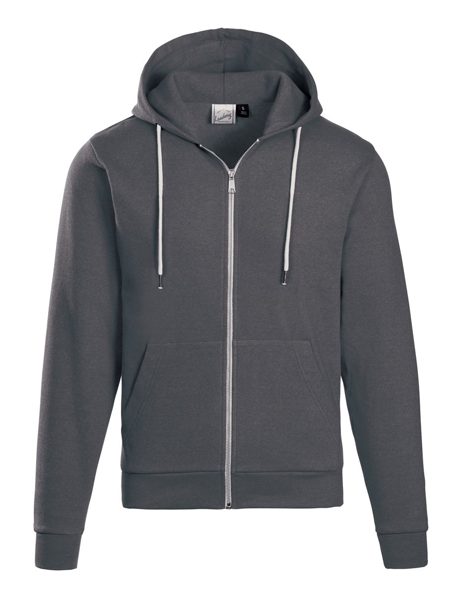 Landway CF-01 - Parker Unisex Cotton Poly Fleece Hoodie