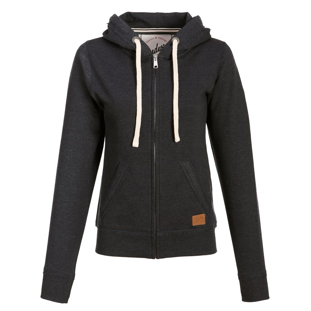 Landway CF-07 - Ladies Westport Full-Zip Cotton Sweatshirt