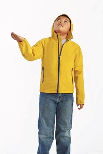 Landway 7048K - Closeout Boys Nylon Windbreaker