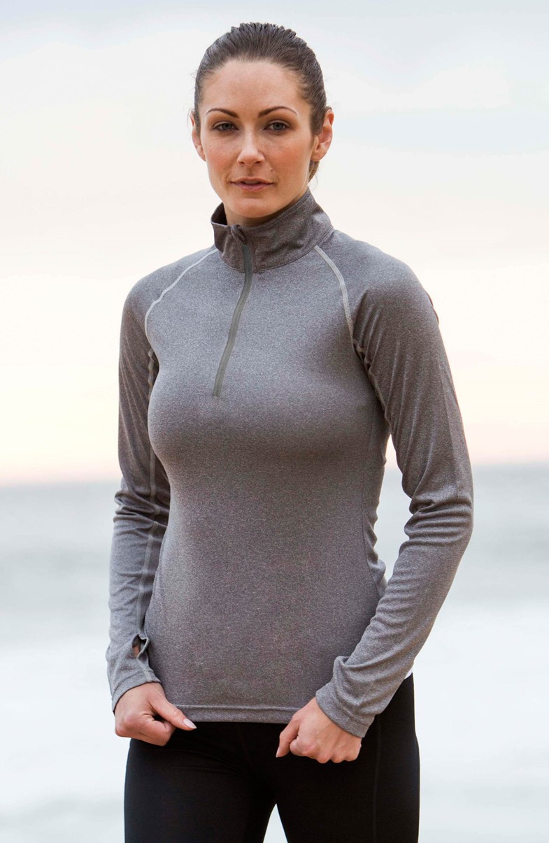 Landway 1032 - Ladies Apex Baselayer Active Dry Melange ...