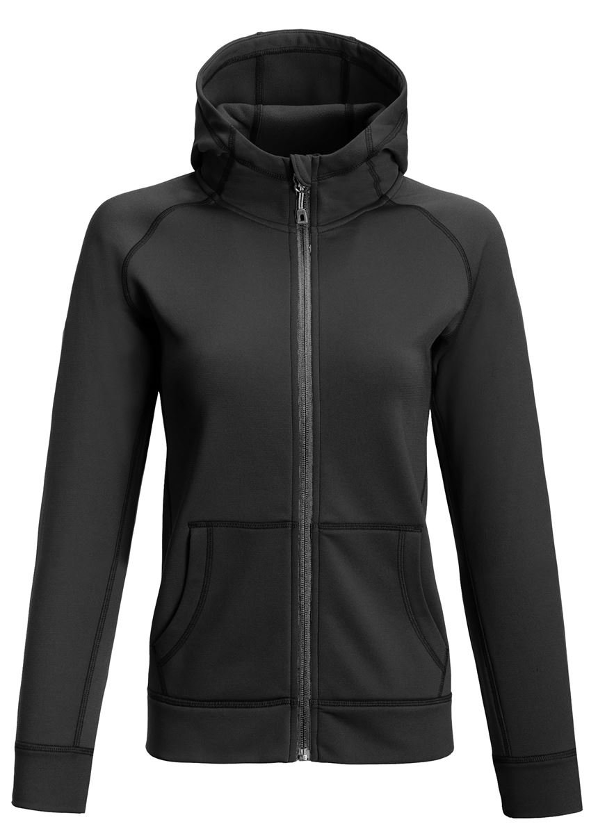 Landway 2882 - Ladies Competition Hooded Tech Full-Zip Sweatshirt