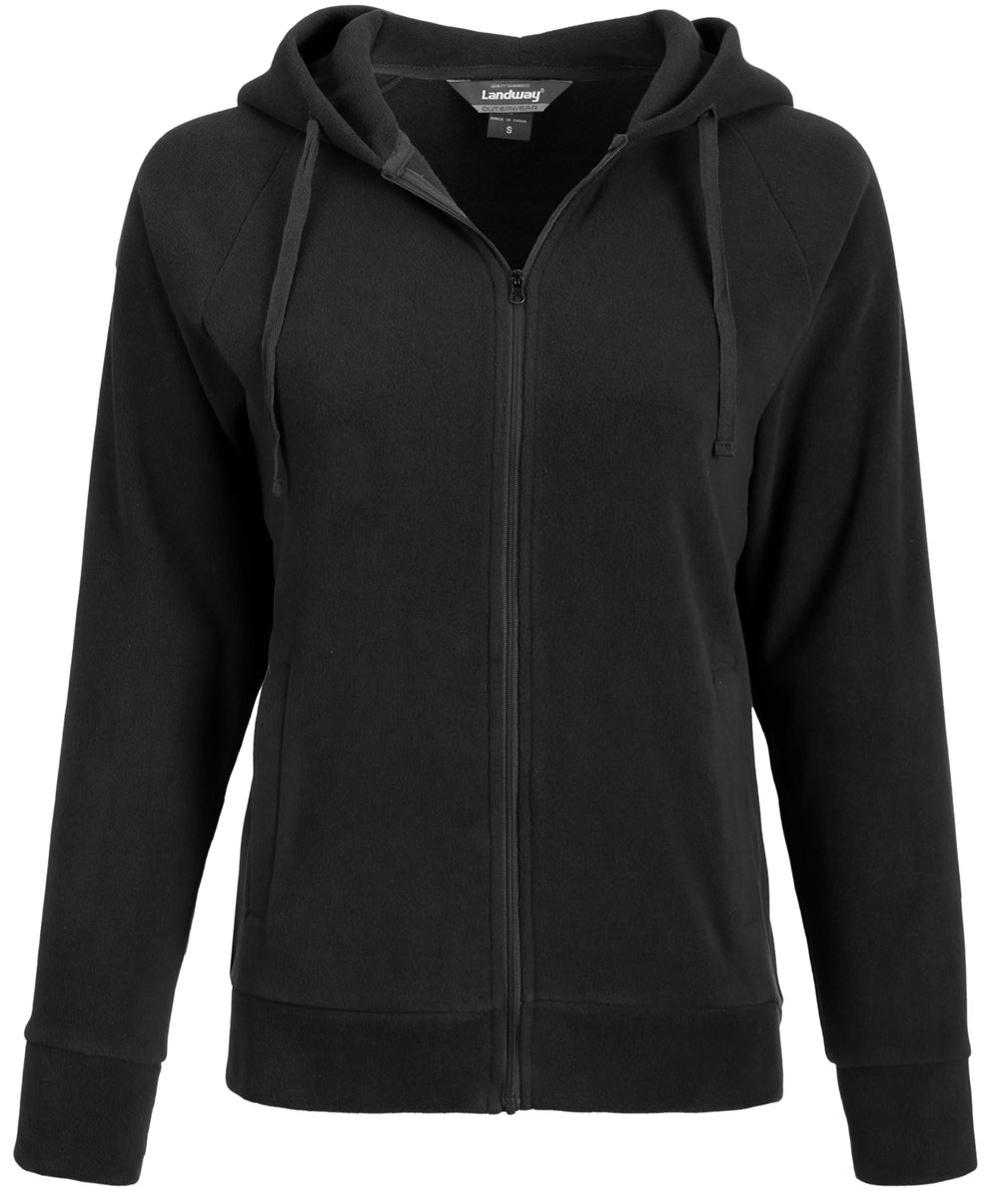 Landway 8828 - Ladies Shasta Hooded Microfleece