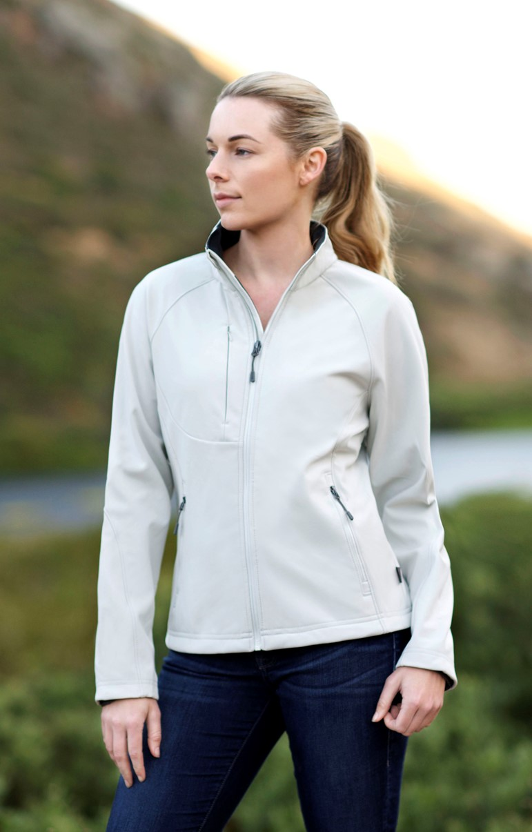 Landway 9902N - New Ladies Matrix Soft-Shell Jacket