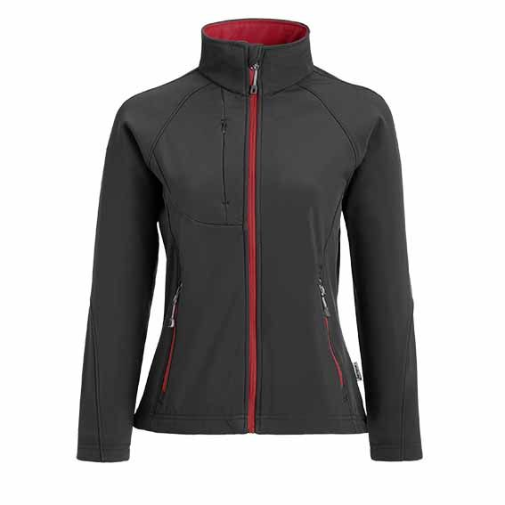 Landway SP-92N - Special Edition Ladies Matrix Soft-Shell With Contrast Zip