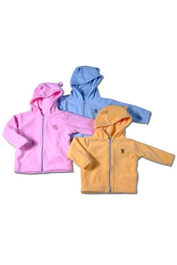 Landway 9807T - Toddler Bear Hoodle Micro Fleece Toddler ...