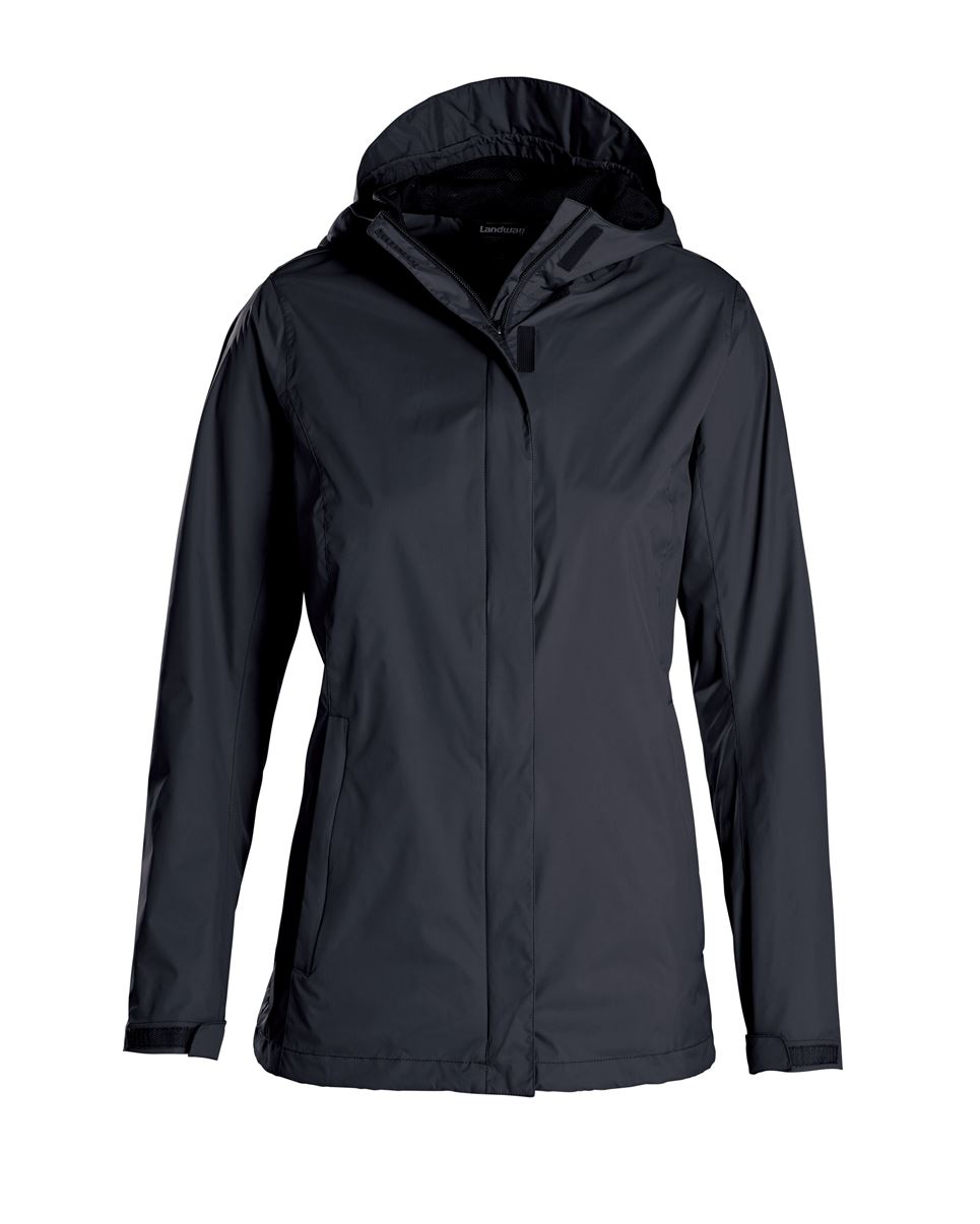 Landway TP-52 - Ladies Raincasr Seam Sealed Rain Jacket