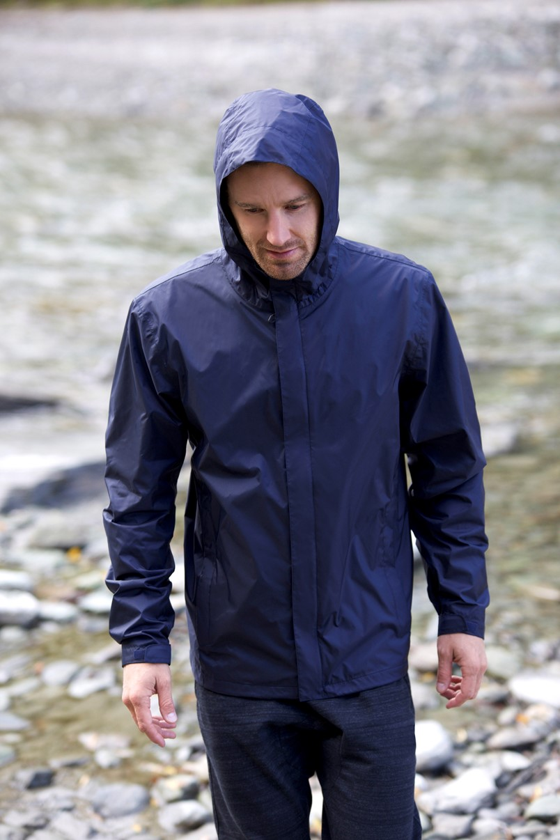 Landway TP-55 - Men's Raincast Sem Sealed Rain Jacket