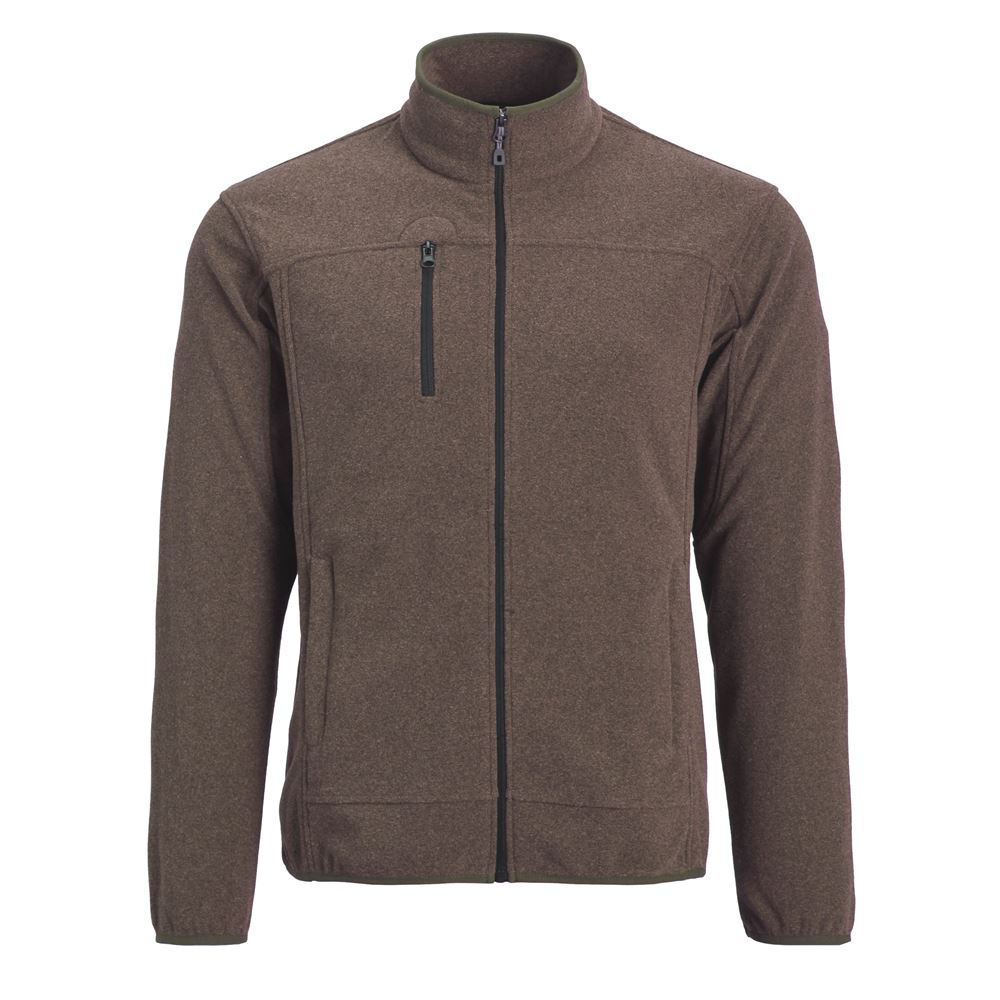 Landway 9880 - Traverse Textured Fleece Jacket