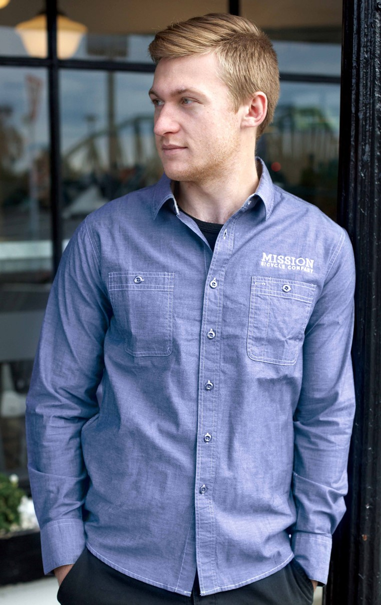 Landway WS-10 - Ironside Shirt Chambray Workshirt
