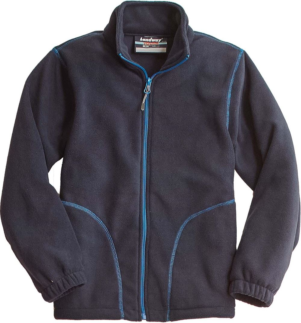 Landway 8824K - Youth Nantucket Fleece Jacket