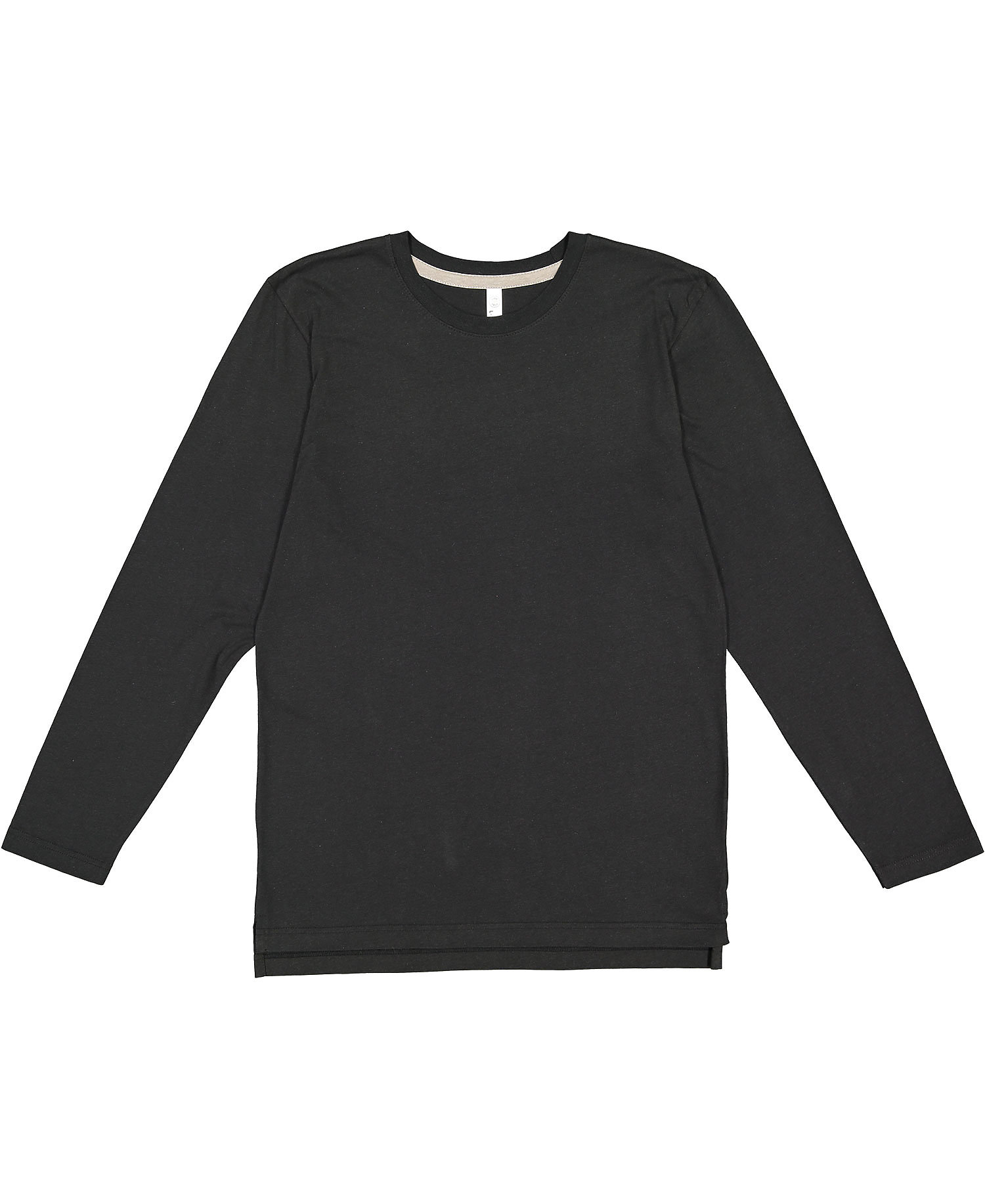 LAT 6918 - Men's Long Sleeve Fine Jersey Tee