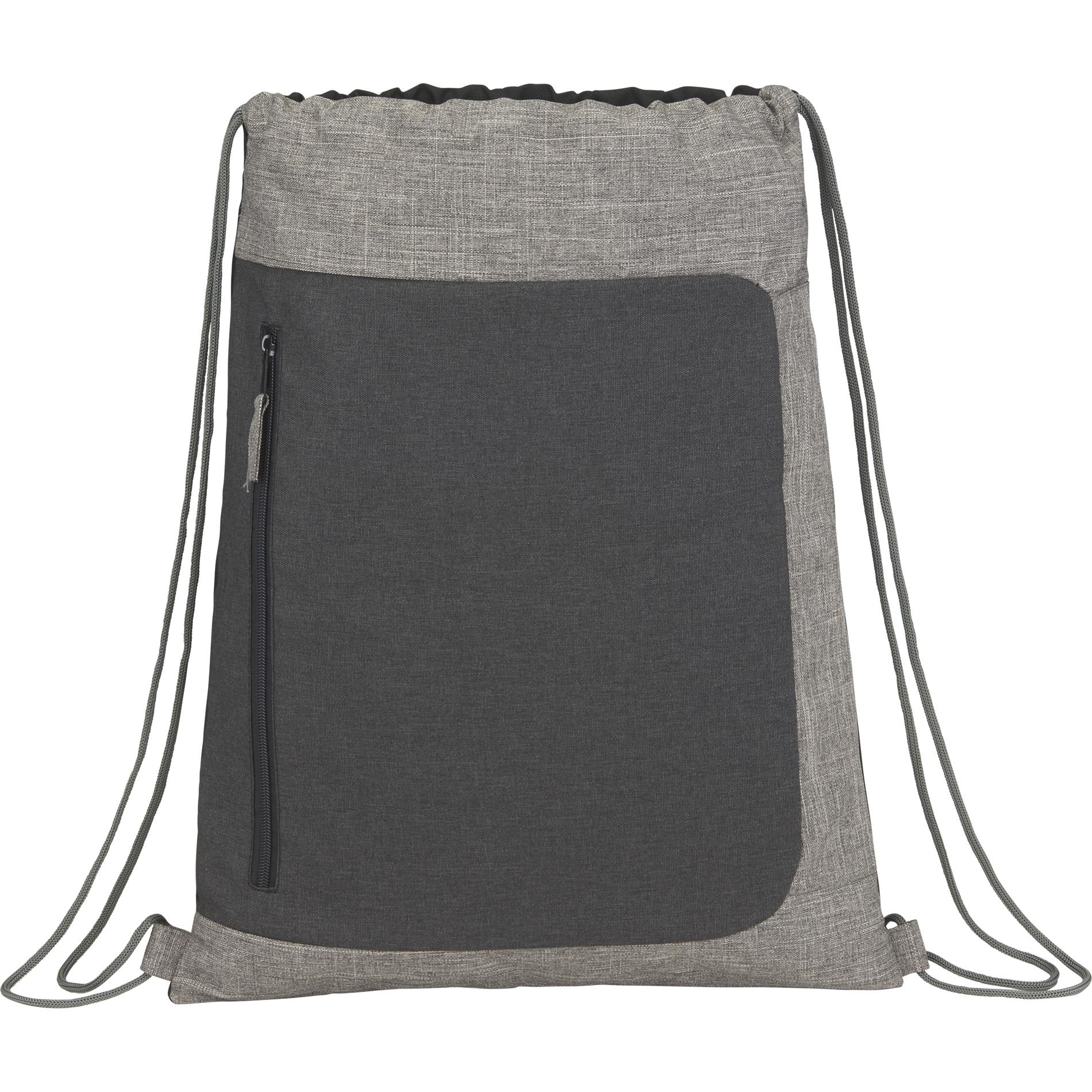 LEEDS 3001-71 - Reclaim Recycled Drawstring Bag