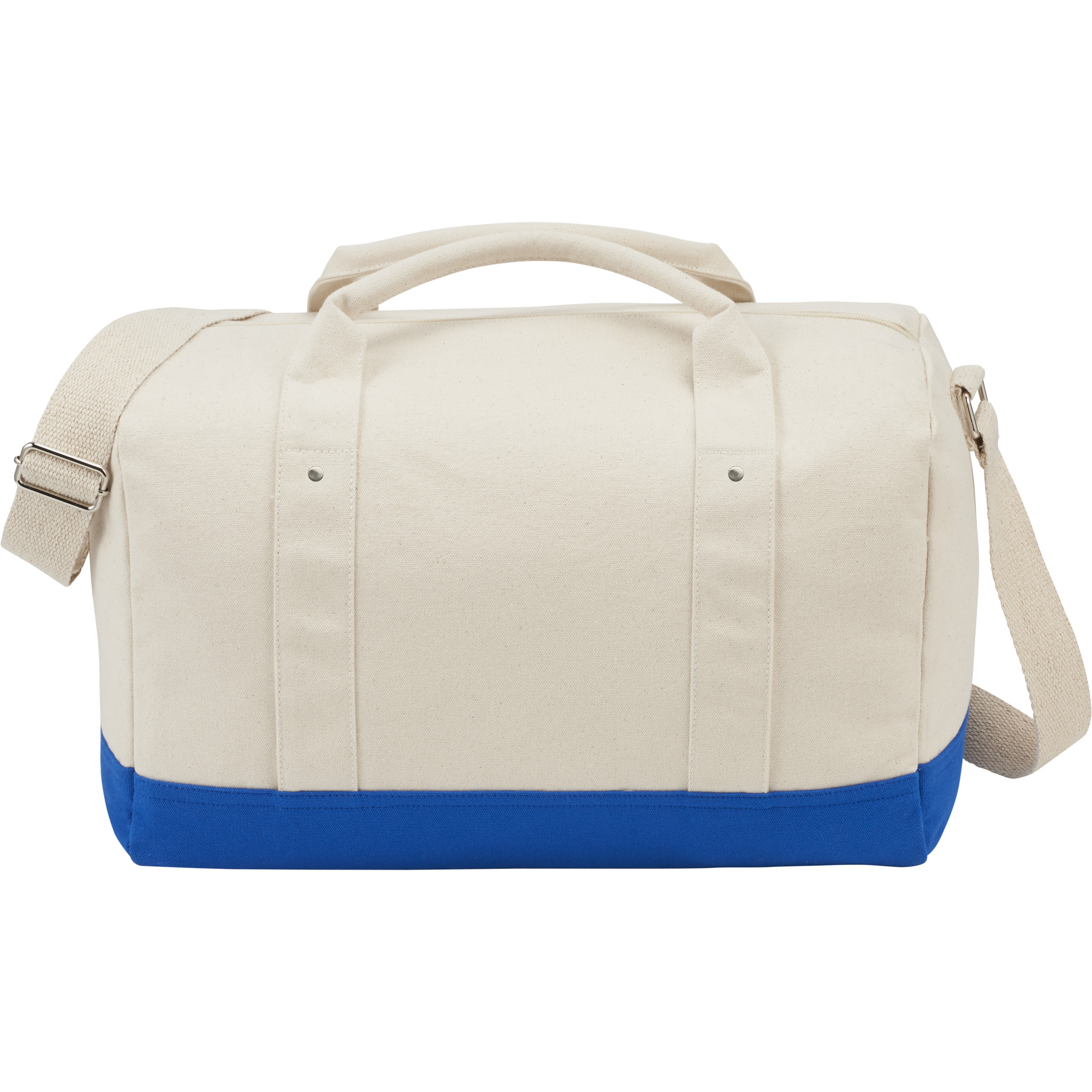 "LEEDS 3450-69 - Belair 17"" Cotton Canvas Duffel"