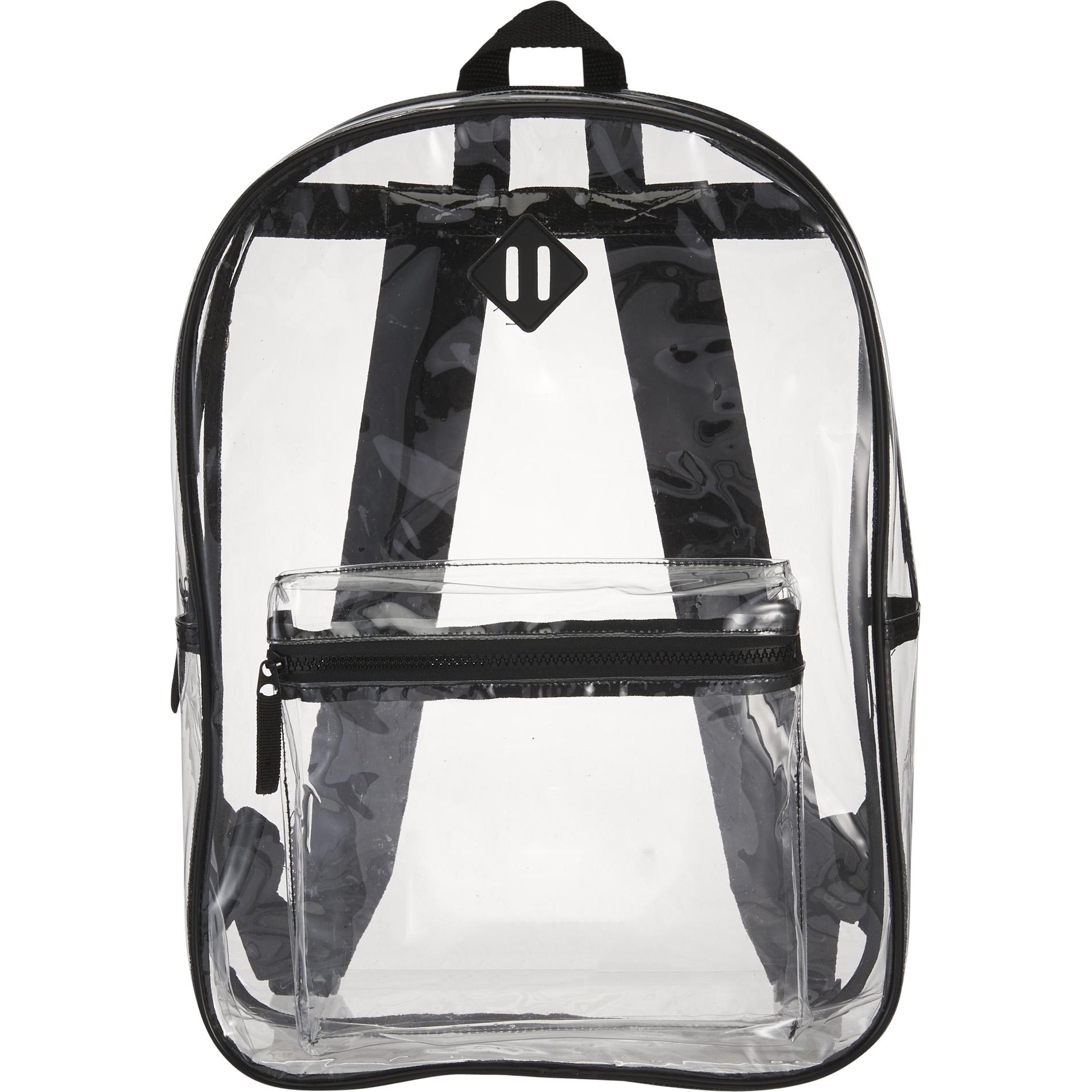 LEEDS 3450-92 - Bayside Translucent Backpack